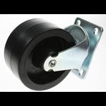 Wheel,fixed castor, 4 bolt (D:100 W:50 B:10 H:127)  AP28204.07 Spare Part Image