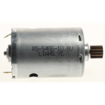 Motor(c/w gear) (Internal 10.8v)  CP1202.03 Spare Part Image