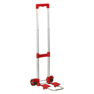 CST30 Aluminium Trolley 30kg Capacity • Lightweight aluminium and composite construction, weighs just 1.3kg.