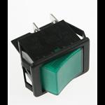 switch, illuminated on/off rocker (16a/250v)  M/MIG100.07 Spare Part Image