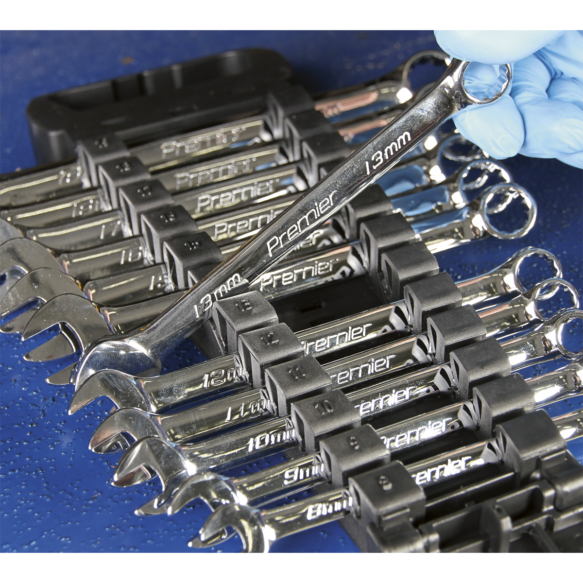 Sealey Combination Spanner 9 mm CW09-Garantie 5 an