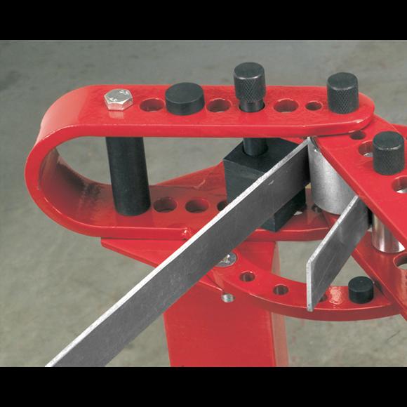 Metal Bender Bench Mounting
