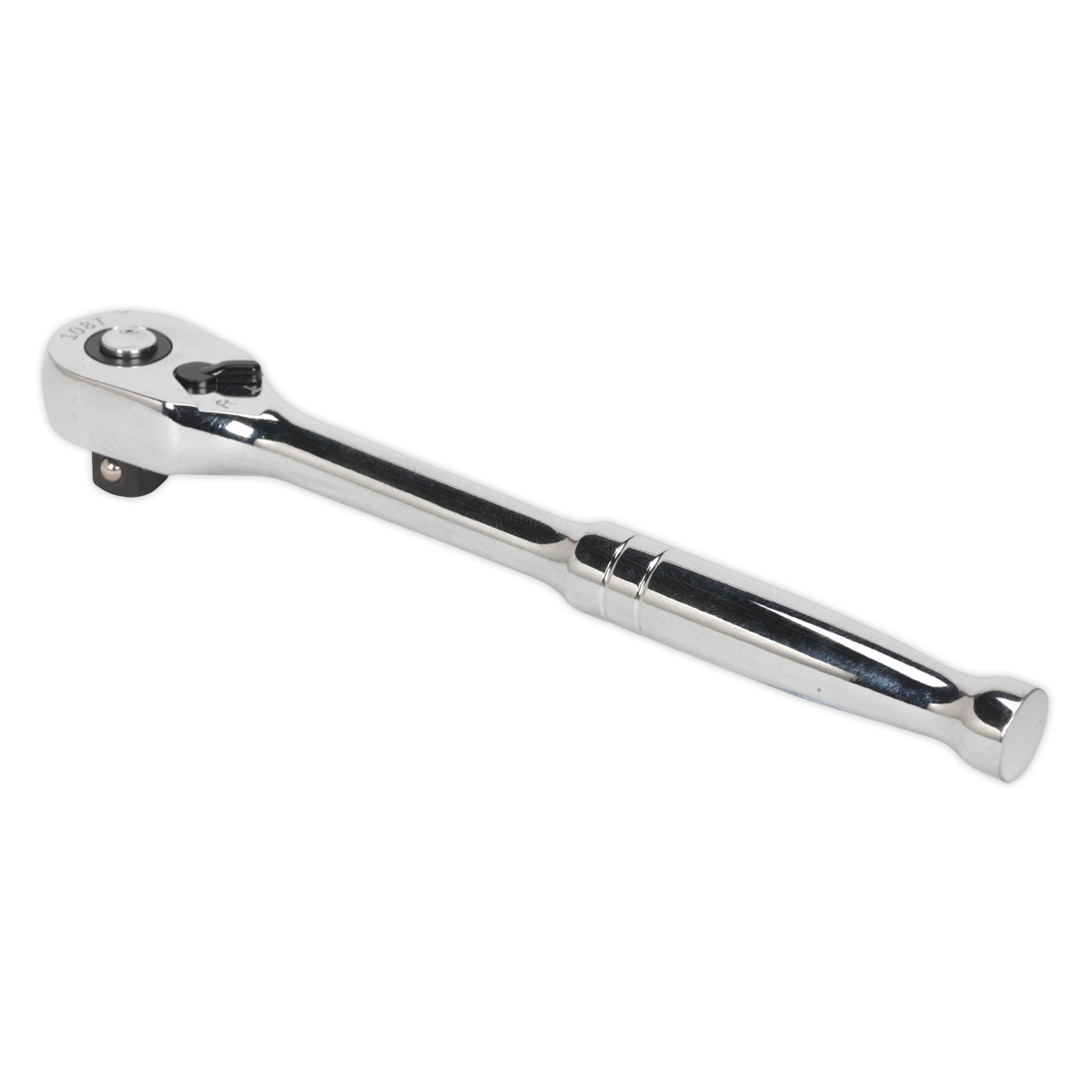 "AK6968 Sealey Ratchet Spanner Reversible 1//4/""Hex x 10mm Hex  Multi-Drive"
